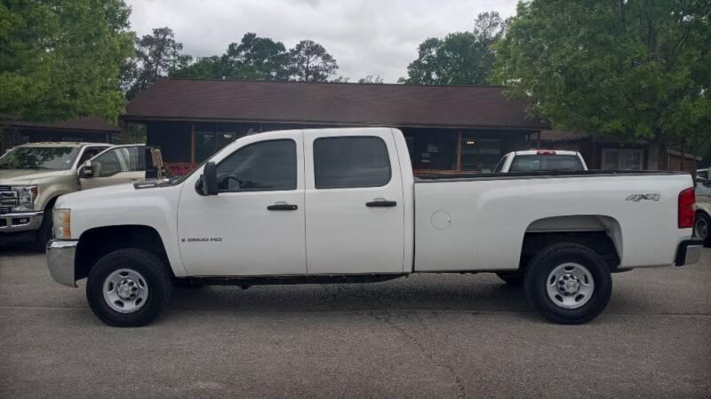 2009 Chevrolet Silverado 2500HD for sale at Victory Motor Company in Conroe TX