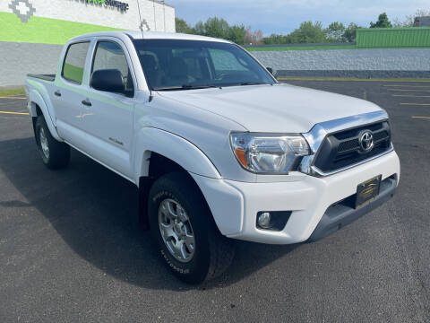 2015 Toyota Tacoma for sale at South Shore Auto Mall in Whitman MA