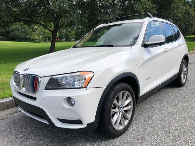 2013 BMW X3 for sale at NEW ENGLAND AUTO MALL in Lowell MA