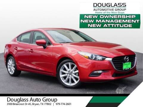2017 Mazda MAZDA3 for sale at Douglass Automotive Group in Central Texas TX