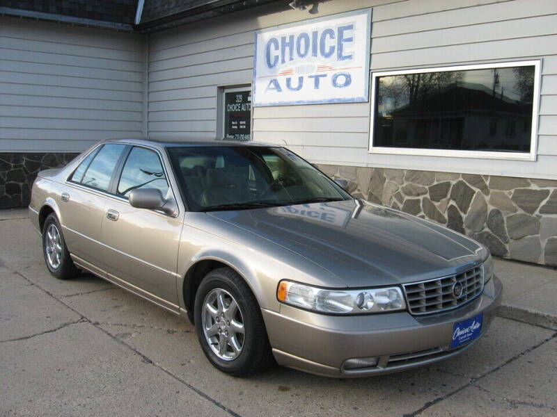 2003 Cadillac Seville for sale at Choice Auto in Carroll IA