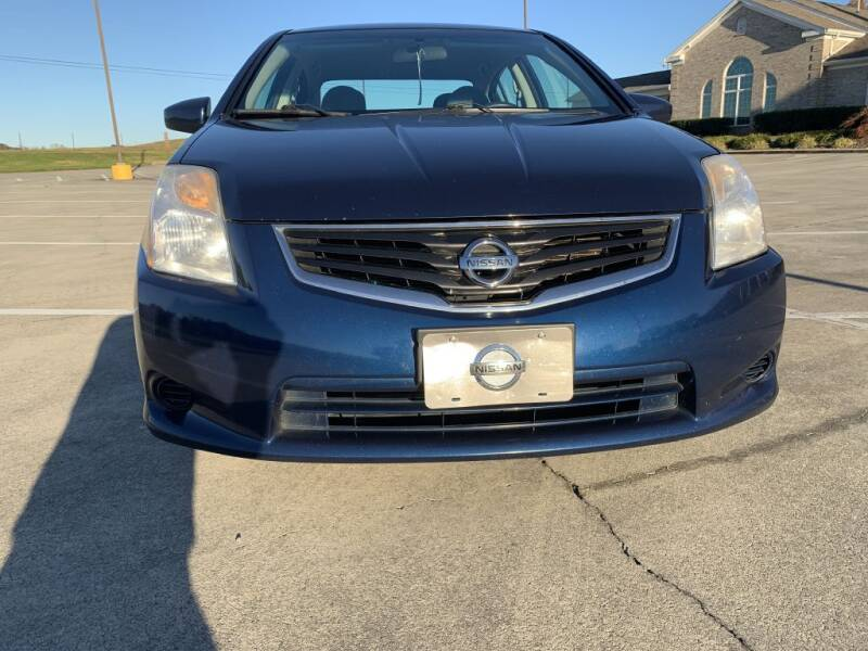 2012 Nissan Sentra for sale at 411 Trucks & Auto Sales Inc. in Maryville TN