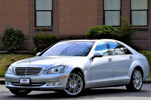 2008 Mercedes-Benz S-Class for sale at SEATTLE FINEST MOTORS in Lynnwood WA