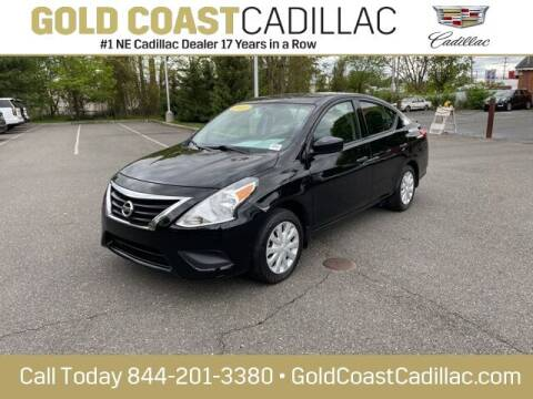 2018 Nissan Versa for sale at Gold Coast Cadillac in Oakhurst NJ