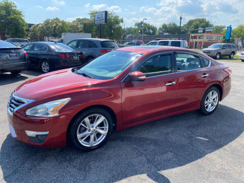 2013 Nissan Altima for sale at BWK of Columbia in Columbia SC