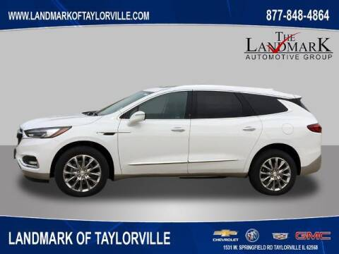 2021 Buick Enclave for sale at LANDMARK OF TAYLORVILLE in Taylorville IL