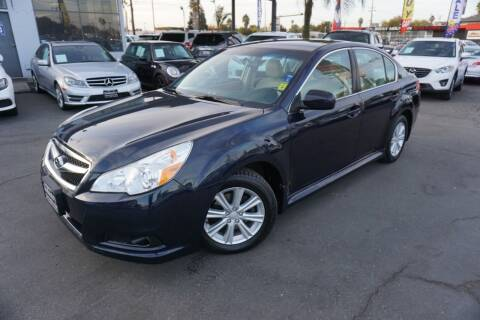 2012 Subaru Legacy for sale at Industry Motors in Sacramento CA