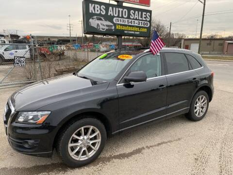2010 Audi Q5 for sale at KBS Auto Sales in Cincinnati OH