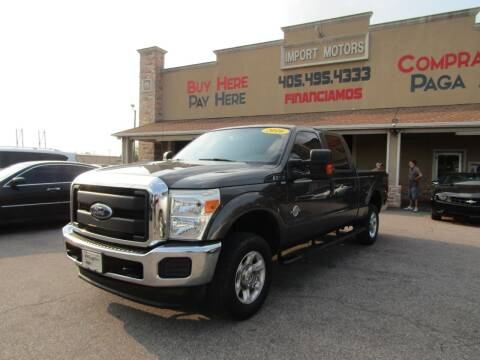 2016 Ford F-250 Super Duty for sale at Import Motors in Bethany OK
