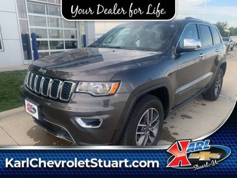 2020 Jeep Grand Cherokee for sale at Karl Pre-Owned in Glidden IA