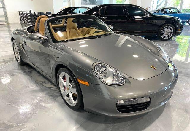 2007 Porsche Boxster for sale in Boca Raton, FL
