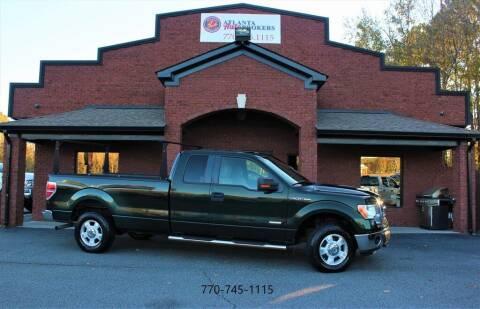 2013 Ford F-150 for sale at Atlanta Auto Brokers in Cartersville GA