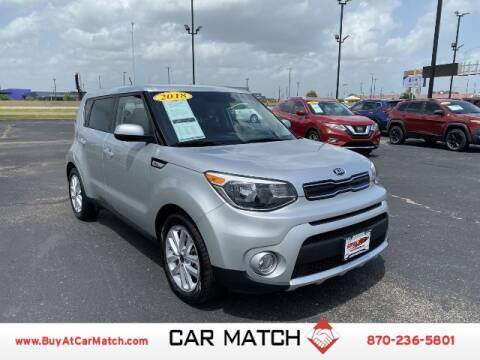 2018 Kia Soul for sale at Bayird Truck Center in Paragould AR