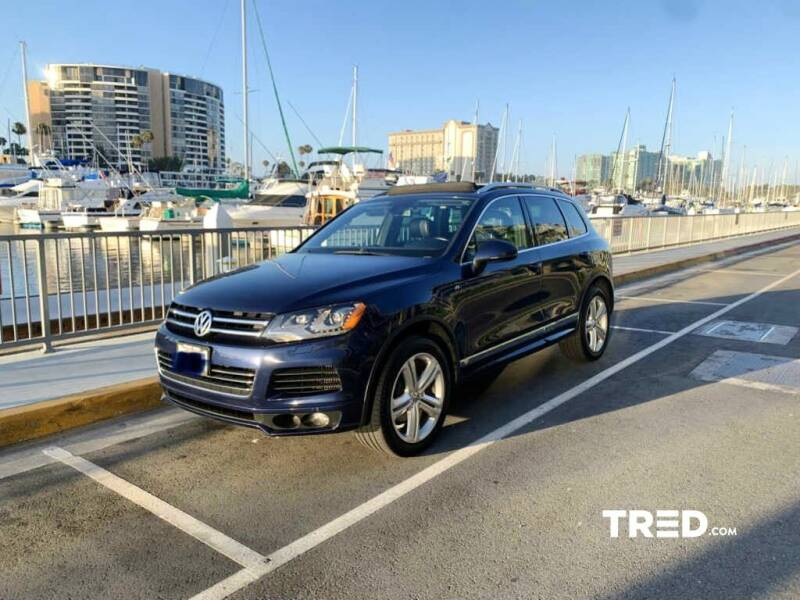 2014 Volkswagen Touareg for sale in Los Angeles, CA