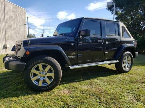 2014 Jeep Wrangler Unlimited for sale at Capital City Imports in Tallahassee FL