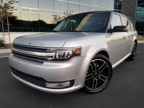 2013 Ford Flex for sale at San Diego Auto Solutions in Escondido CA