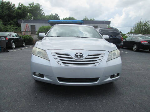 2007 Toyota Camry for sale at Olde Mill Motors in Angier NC