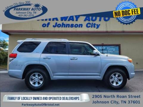 2013 Toyota 4Runner for sale at PARKWAY AUTO SALES OF BRISTOL - PARKWAY AUTO JOHNSON CITY in Johnson City TN