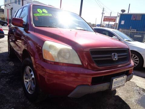 2004 Honda Pilot for sale at USA Auto Brokers in Houston TX