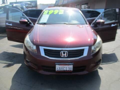 2008 Honda Accord for sale at Quick Auto Sales in Modesto CA