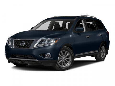 2016 Nissan Pathfinder for sale at BEAMAN TOYOTA in Nashville TN