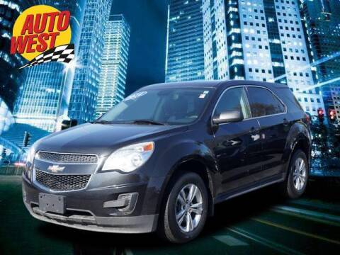 2014 Chevrolet Equinox for sale at Autowest of GR in Grand Rapids MI