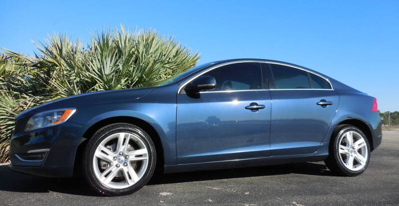 2015 Volvo S60 for sale at Performance Autos of Southwest Florida in Fort Myers FL