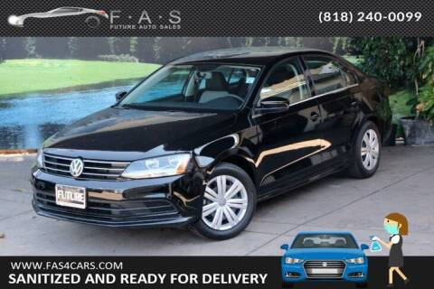 2017 Volkswagen Jetta for sale at Best Car Buy in Glendale CA