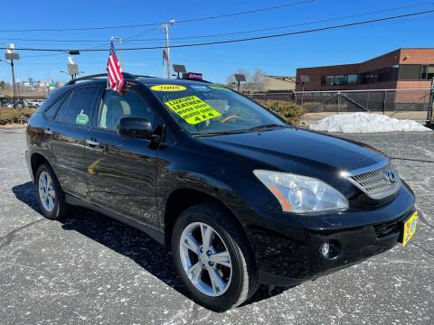 2008 Lexus RX 400h for sale at Fields Corner Auto Sales in Dorchester MA