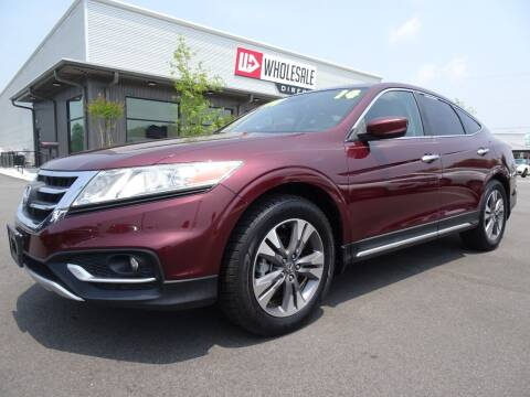 2014 Honda Crosstour for sale at Wholesale Direct in Wilmington NC