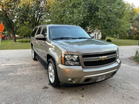 2007 Chevrolet Suburban for sale at CARWIN MOTORS in Katy TX