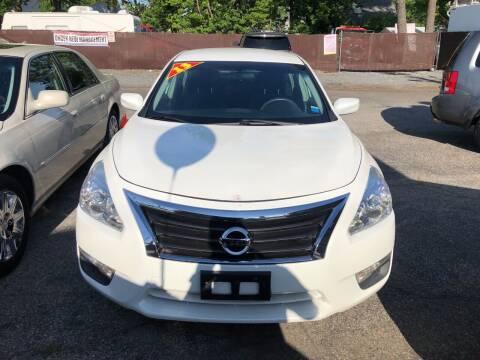 2013 Nissan Altima for sale at SuperBuy Auto Sales Inc in Avenel NJ