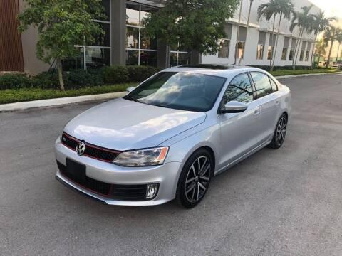 2014 Volkswagen Jetta for sale at EUROPEAN AUTO ALLIANCE LLC in Coral Springs FL