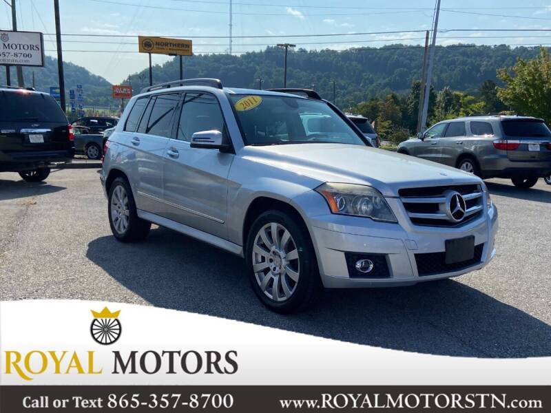 2011 Mercedes-Benz GLK for sale at ROYAL MOTORS LLC in Knoxville TN