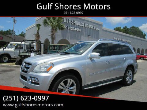 2011 Mercedes-Benz GL-Class for sale at Gulf Shores Motors in Gulf Shores AL