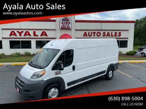 2014 RAM ProMaster Cargo for sale at Ayala Auto Sales in Aurora IL