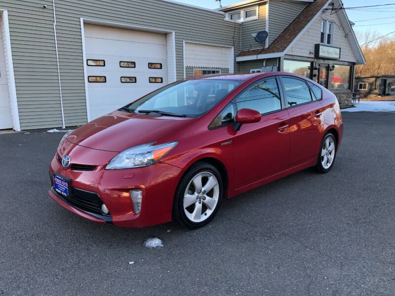 2013 Toyota Prius for sale at Prime Auto LLC in Bethany CT