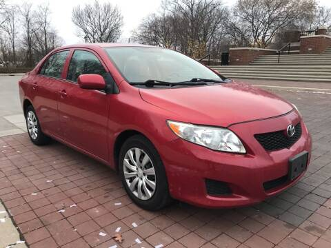 2010 Toyota Corolla for sale at Third Avenue Motors Inc. in Carmel IN