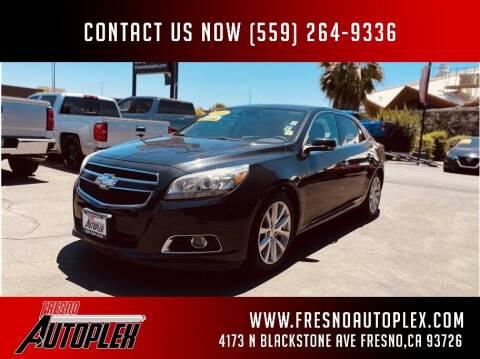 2013 Chevrolet Malibu for sale at Fresno Autoplex in Fresno CA