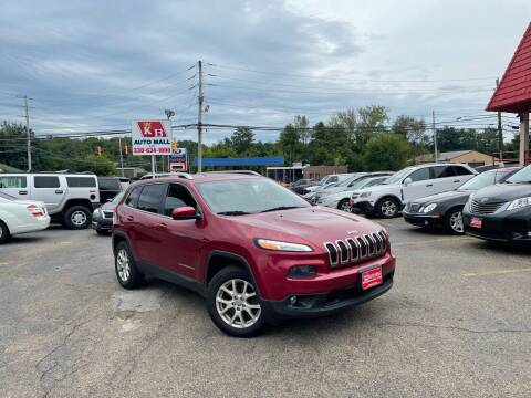 2014 Jeep Cherokee for sale at KB Auto Mall LLC in Akron OH