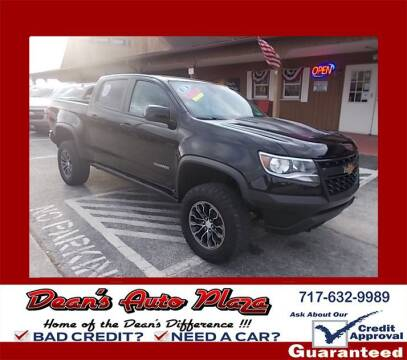 2018 Chevrolet Colorado for sale at Dean's Auto Plaza in Hanover PA