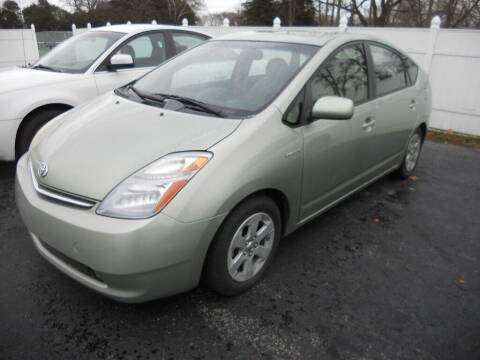 2008 Toyota Prius for sale at Victorian City Car Port INC in Manistee MI