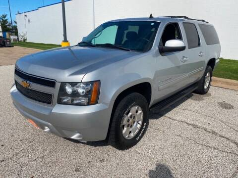 2014 Chevrolet Suburban for sale at TKP Auto Sales in Eastlake OH