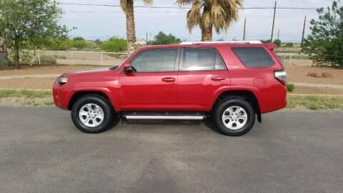 2016 Toyota 4Runner for sale at Ryan Richardson Motor Company in Alamogordo NM