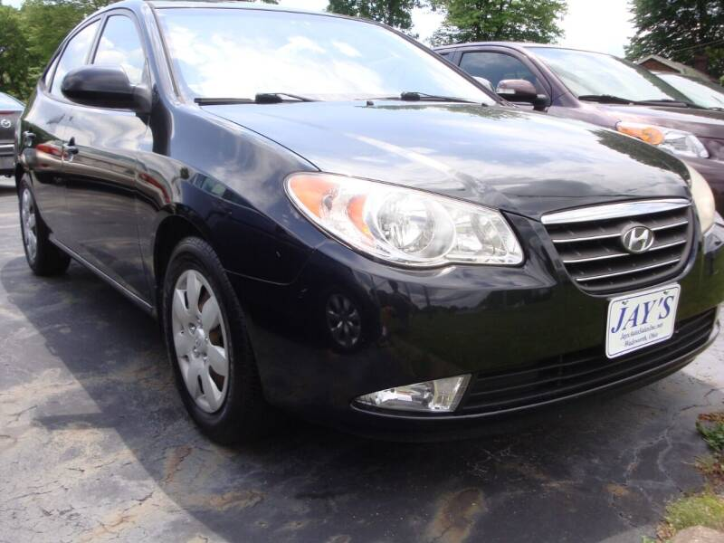 2008 Hyundai Elantra for sale at Jay's Auto Sales Inc in Wadsworth OH