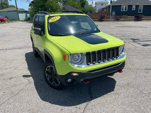 2017 Jeep Renegade for sale at Some Auto Sales in Hammond IN