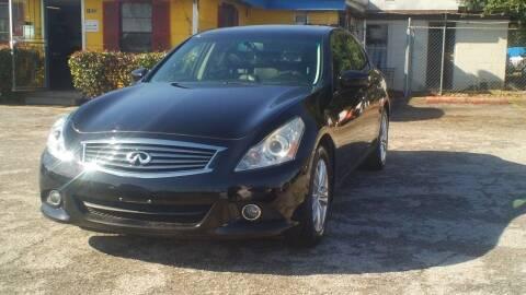 2011 Infiniti G37 Sedan for sale at Global Vehicles,Inc in Irving TX