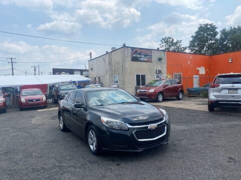 2014 Chevrolet Malibu for sale at Impressive Auto Sales in Philadelphia PA