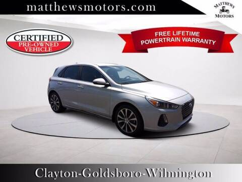 2018 Hyundai Elantra GT for sale at Auto Finance of Raleigh in Raleigh NC