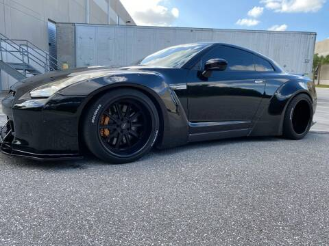 2012 Nissan GT-R for sale at Ultimate Dream Cars in Royal Palm Beach FL